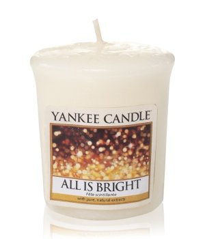Yankee Candle Votive All is Bright Duftkerze für Damen und Herren