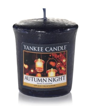 Yankee Candle Votive Autumn Night Duftkerze für Damen und Herren