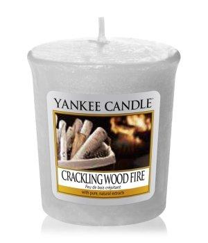 Yankee Candle Votive Crackling Wood Fire Duftkerze für Damen und Herren