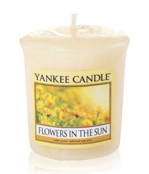 Yankee Candle Votive Flowers in the Sun Duftkerze für Damen und Herren