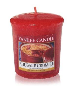 Yankee Candle Votive Rhubarb Crumble Duftkerze für Damen und Herren