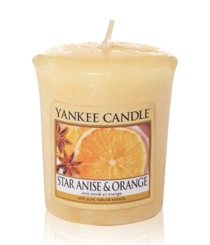 Yankee Candle Votive Star Anise & Orange Duftkerze für Damen und Herren