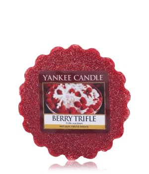 Yankee Candle Wax Melt Berry Triffle Duftwachs für Damen und Herren