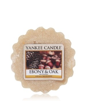 Yankee Candle Wax Melt Ebony & Oak Duftwachs für Damen und Herren
