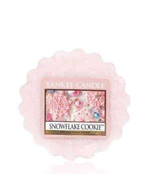 Yankee Candle Wax Melt Snowflake Cookie Duftwachs für Damen und Herren
