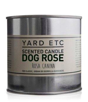 YARD ETC Dog Rose  Duftkerze für Damen und Herren