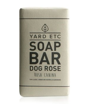 YARD ETC Dog Rose  Stückseife für Damen und Herren