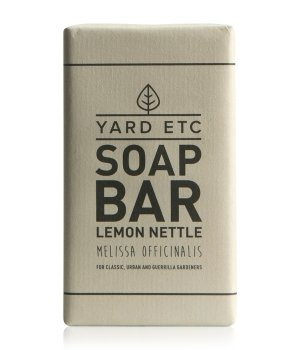YARD ETC Lemon Nettle  Stückseife für Damen und Herren