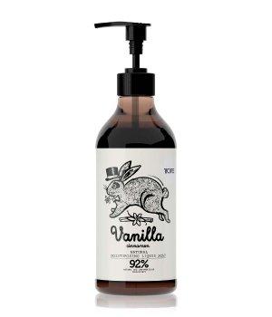 YOPE Vanilla & Cinnamon  Flüssigseife für Damen und Herren