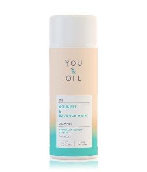 YOU & OIL Nourish & Balance Hair Haarshampoo für Damen