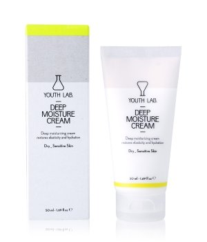 YOUTH LAB. Deep Moisture Cream Dry_Sensitive Skin Gesichtscreme für Damen