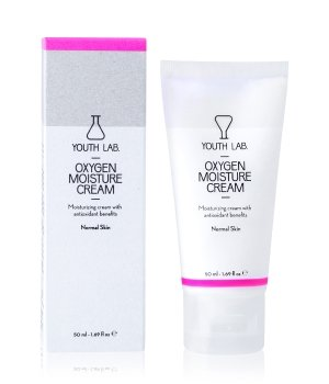 YOUTH LAB. Oxygen Moisture Cream Normal Skin Gesichtscreme für Damen