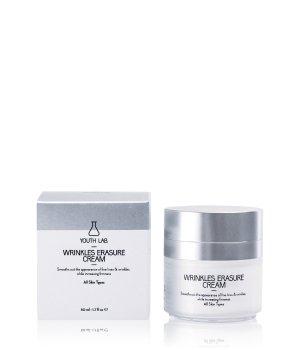 YOUTH LAB. Wrinkles Erasure Cream All Skin Types  Gesichtscreme für Damen