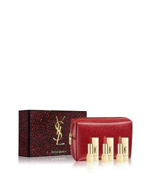 Yves Saint Laurent Rouge Pur Couture Mini Lippen Make-up Set für Damen