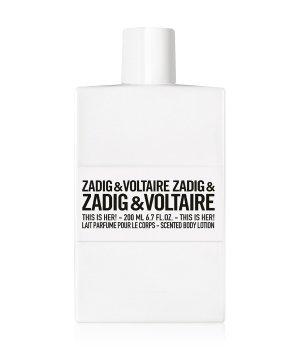 Zadig&Voltaire This is Her!  Bodylotion für Damen