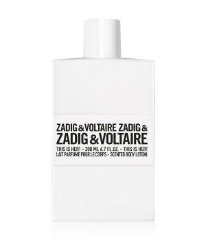 Zadig & Voltaire This is Her!  Bodylotion für Damen