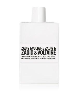 Zadig & Voltaire This is Her!  Duschgel für Damen