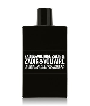 Zadig&Voltaire This is Him!  Duschgel für Herren