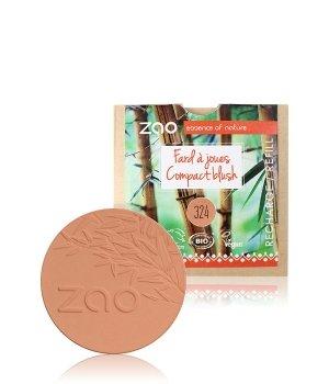 ZAO Bamboo Compact Refill Rouge für Damen