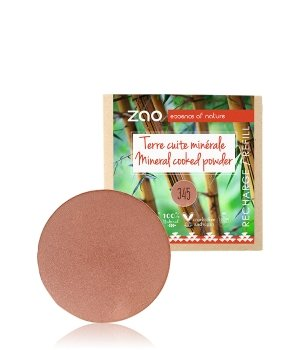 ZAO Bamboo Cooked Refill Kompaktpuder 15 g Nr. 345 - Red Copper