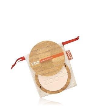 ZAO Bamboo  Kompaktpuder 9 g Nr. 301 - Ivory