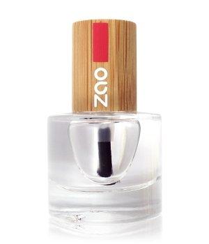 ZAO Bamboo Top Coat Nagelunter- und Nagelüberlack für Damen