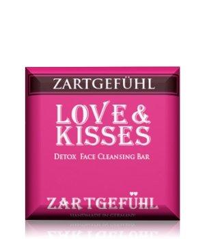 Zartgefühl Love & Kisses Detox Gesichtsseife für Damen und Herren