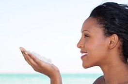 Totes Meer Kosmetik als natürliche Hautpflege
