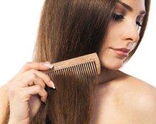 Achten Sie auf eine intensive Pflege für feines Haar
