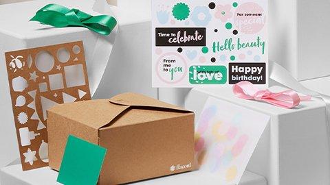 DIY-Geschenkverpackung Natural Edition