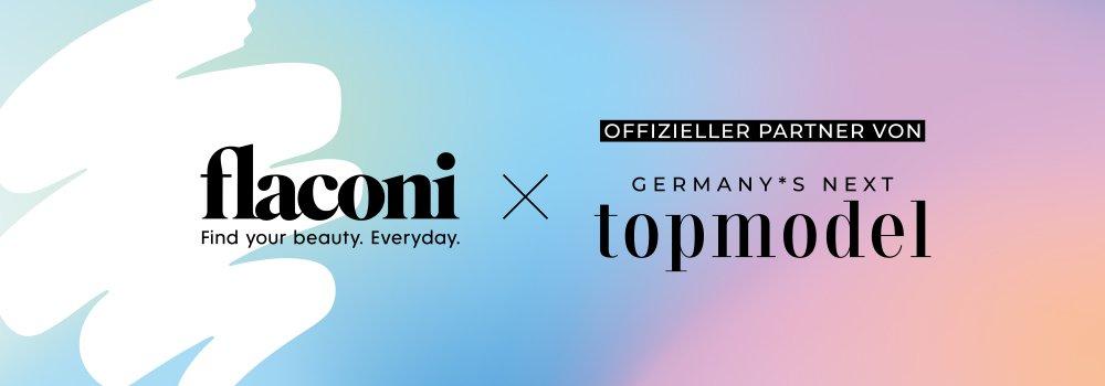 Germany's next Topmodel x flaconi