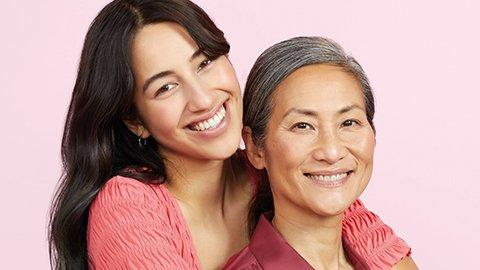 Mutter Vinh und Tochter Luisa