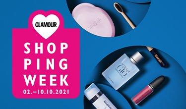 GLAMOUR Shopping-Week
