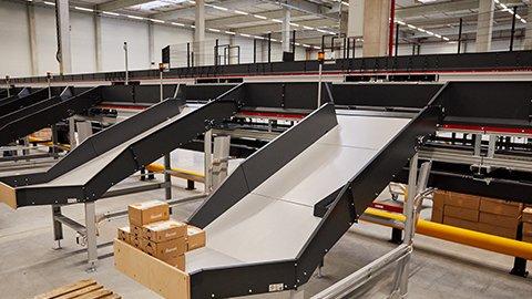 Logistikzentrum Halle