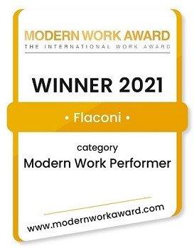 Modern Work Award 2021