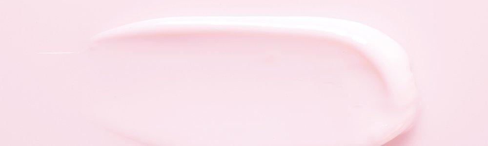 Creme Textur rosa