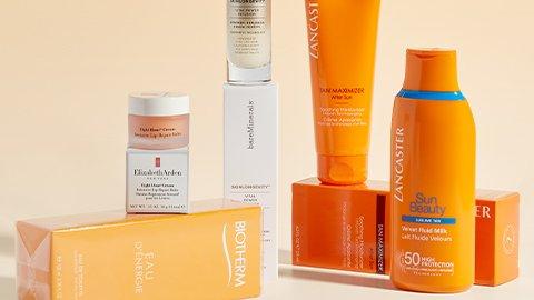 Sonnenschutz Produkte