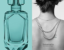 Das Visual zu Tiffany & Co. Tiffany