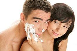 Rasierer für Mann und Frau