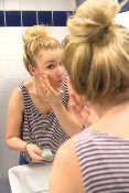 Cristina testet das Biotherm Aquasource Gesichtsgel für normale und Mischhaut