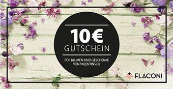 Valentins Flaconi Gutschein