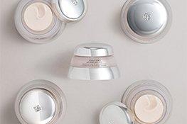 Shiseido Bio Performance Creme Tiegel offen