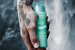 Visual Biotherm Homme Aquapower