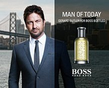 After Shave gibt's zum Hugo Boss Bottled Parfum