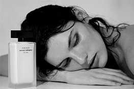 Narciso Rodriguez Pure Musc mit Model
