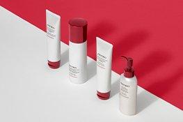 Pflege von Shiseido