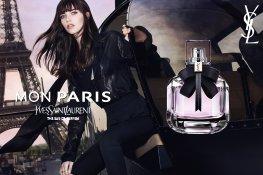 Yves Saint Laurent Mon Paris Visual