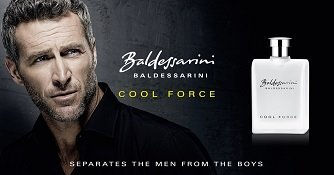 Baldessarini Cool Force Printkampagne Visual