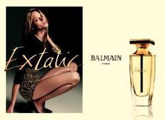 Visual zum Balmain Extatic Parfum
