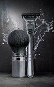 Rasurpflege gibt es auch bei Biotherm Homme